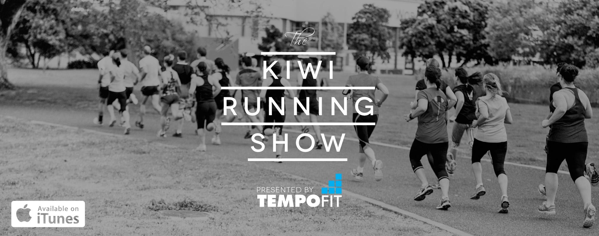 Kiwi Running Show - hero image