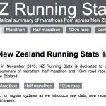 Kiwi Running Show - 055 - NZ Running Stats