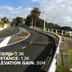 The Hills of the Auckland Marathon