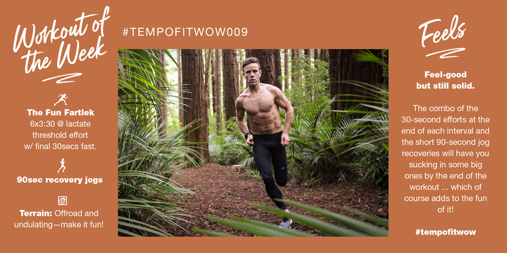 TempoFit Workout of the Week 009