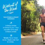 Workout of the Week: 039 - The Strides & Steady Sandwich