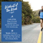 Workout of the Week: 054 - Hill Reps #1