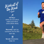 Workout of the Week: 056 - Hill Reps #3