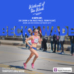 Workout of the Week: 065 - Becky Wade's 300s