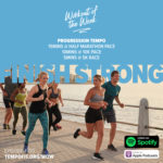 Workout of the Week: 070 - Progression Tempo
