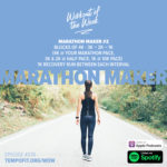 Workout of the Week: 078 - Marathon Maker #2