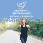 Workout of the Week: 079 - Marathon Maker #3